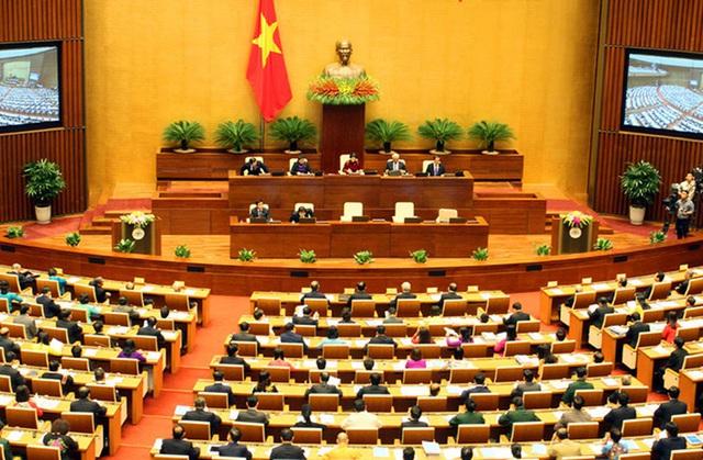 Quốc hội bắt đầu kỳ họp lịch sử, 10 ngày làm việc trực tuyến - 1
