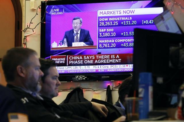 Mỹ áp lệnh trừng phạt hàng loạt công ty Trung Quốc - 1