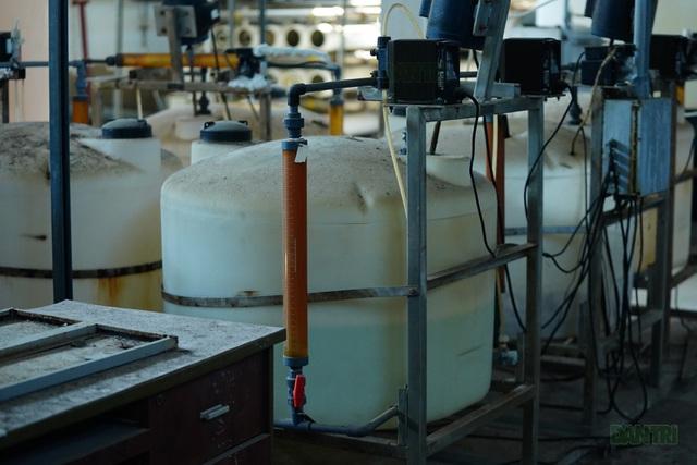 """Nhà máy lọc nước """"triệu đô"""" bỏ hoang ở Cần Giờ - 11"""