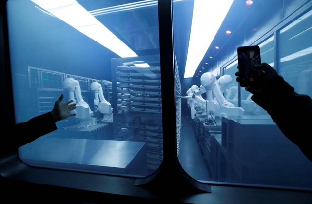 Trung Quốc bơm 1.400 tỷ USD tính soán ngôi Mỹ trong lĩnh vực công nghệ - 2