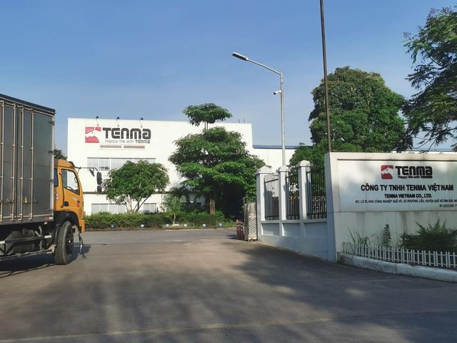 Bất thường nghi vấn Công ty Tenma hối lộ công chức Việt Nam 25 triệu yên - 2
