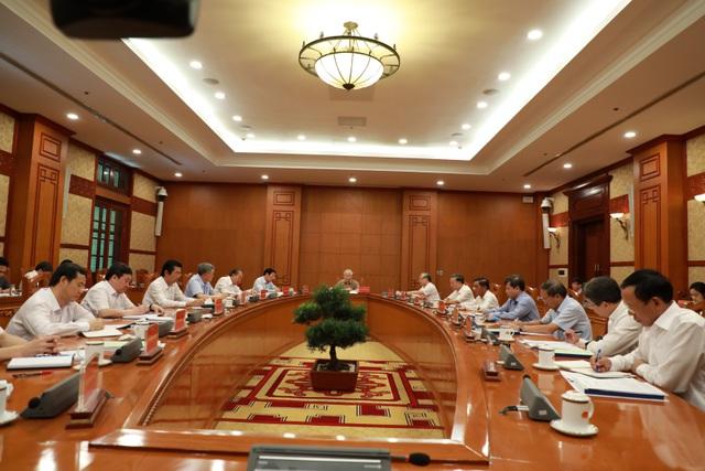 Tổng Bí thư đốc thúc điều tra vụ án Nhật Cường, gang thép Thái Nguyên - 1