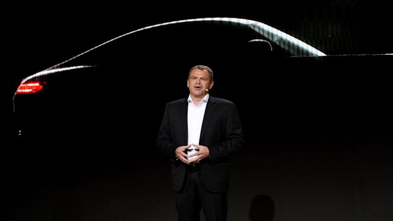CEO của Mercedes-AMG sẽ về điều hành Aston Martin