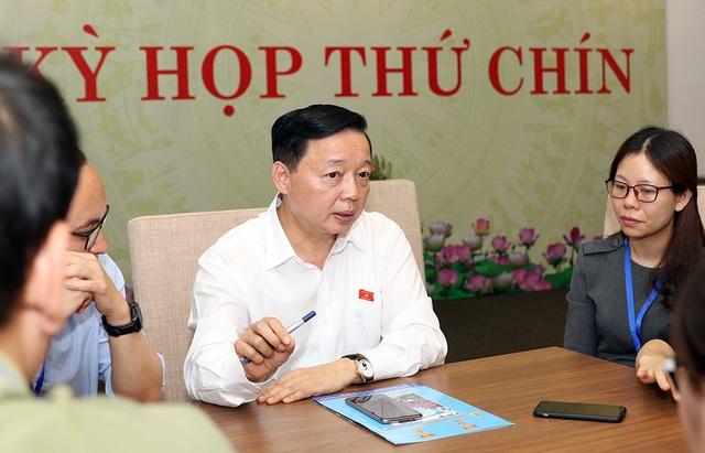 Bộ trưởng Trần Hồng Hà: Không có người nước ngoài sở hữu đất ở Việt Nam! - 2
