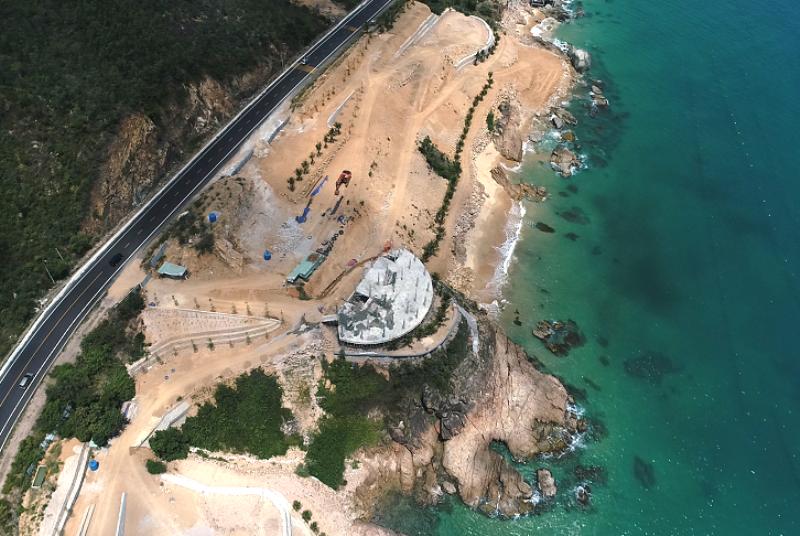Sai phạm dự án ven biển: DN có thể bị phạt đến 1 tỷ đồng nếu còn vi phạm