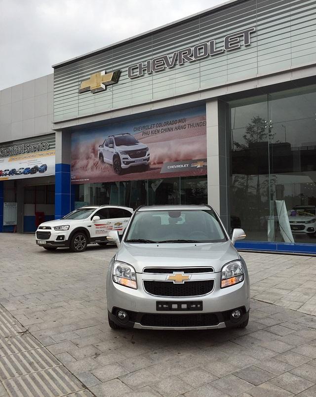 Hơn 12.400 xe Chevrolet tại Việt Nam phải triệu hồi vì lỗi túi khí Takata - 1