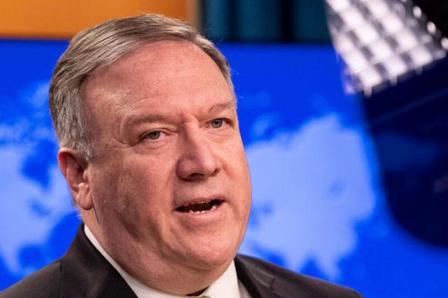 Ngoại trưởng Pompeo: Mỹ không còn căn cứ để đối xử đặc biệt với Hong Kong - 1