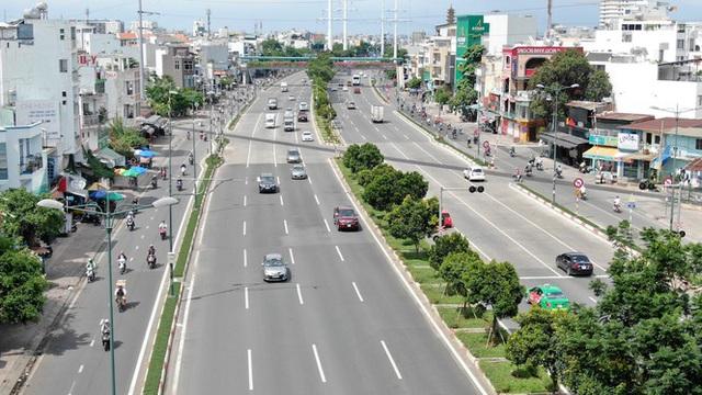 Chung cư trăm hoa đua nở dọc đại lộ đẹp nhất Sài Gòn - 2