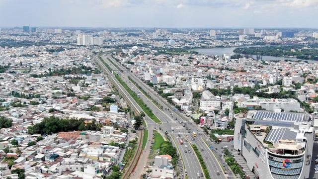 Chung cư trăm hoa đua nở dọc đại lộ đẹp nhất Sài Gòn - 13