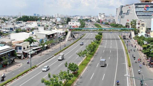 Chung cư trăm hoa đua nở dọc đại lộ đẹp nhất Sài Gòn - 16