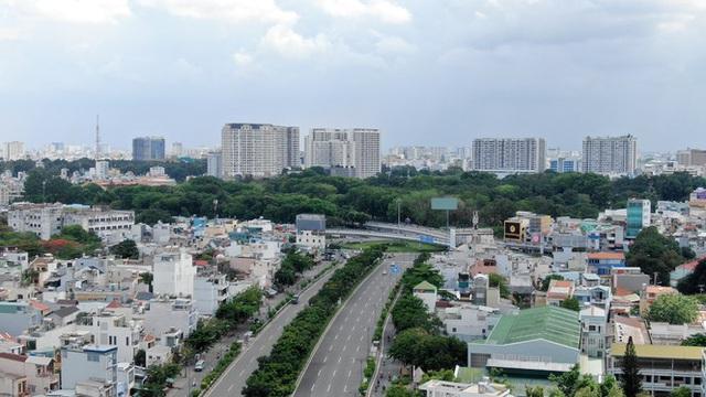 Chung cư trăm hoa đua nở dọc đại lộ đẹp nhất Sài Gòn - 25