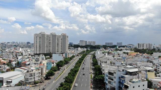 Chung cư trăm hoa đua nở dọc đại lộ đẹp nhất Sài Gòn - 31