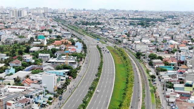 Chung cư trăm hoa đua nở dọc đại lộ đẹp nhất Sài Gòn - 6