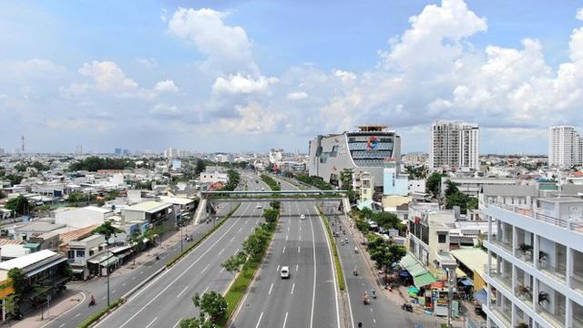 Chung cư trăm hoa đua nở dọc đại lộ đẹp nhất Sài Gòn - 10