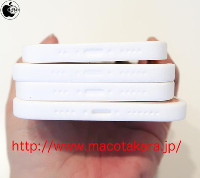 Lộ diện mô hình iPhone 12 gồm 4 phiên bản, kèm khay SIM 5G - 5