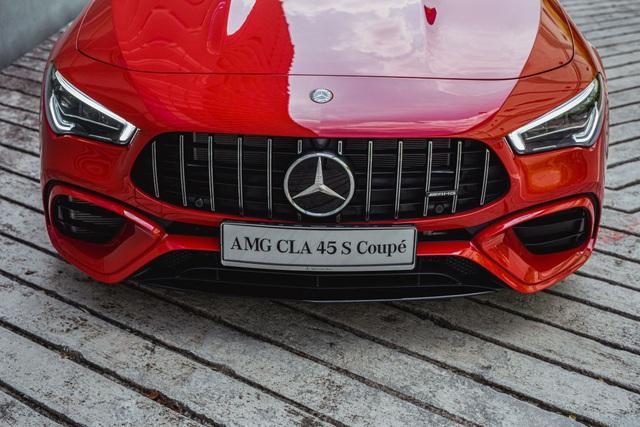 Mercedes đưa CLA 45S AMG tới Malaysia với giá bán khủng - 1