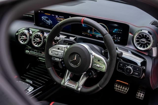 Mercedes đưa CLA 45S AMG tới Malaysia với giá bán khủng - 12