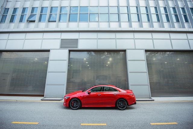 Mercedes đưa CLA 45S AMG tới Malaysia với giá bán khủng - 6