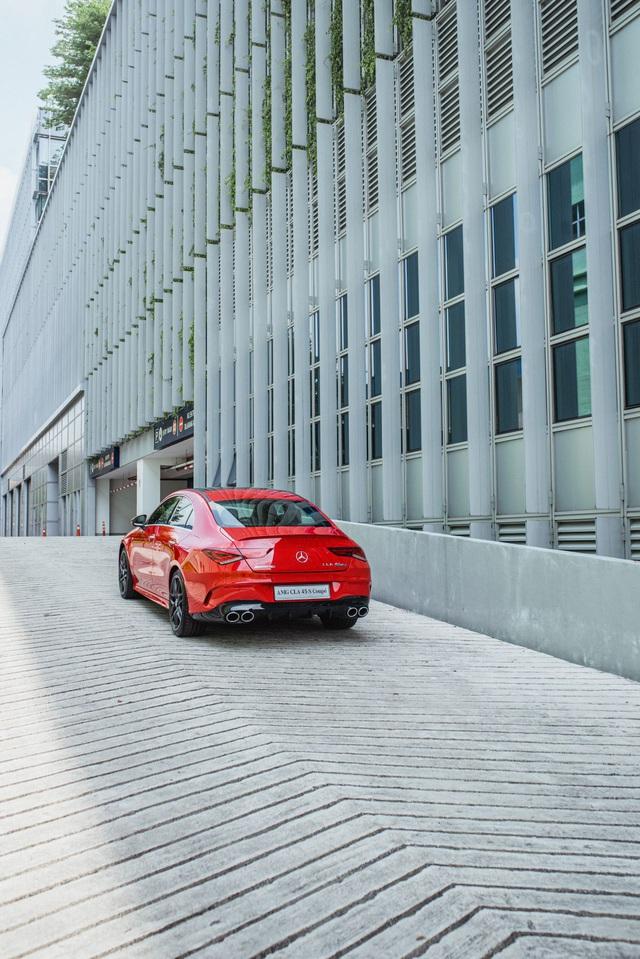 Mercedes đưa CLA 45S AMG tới Malaysia với giá bán khủng - 7