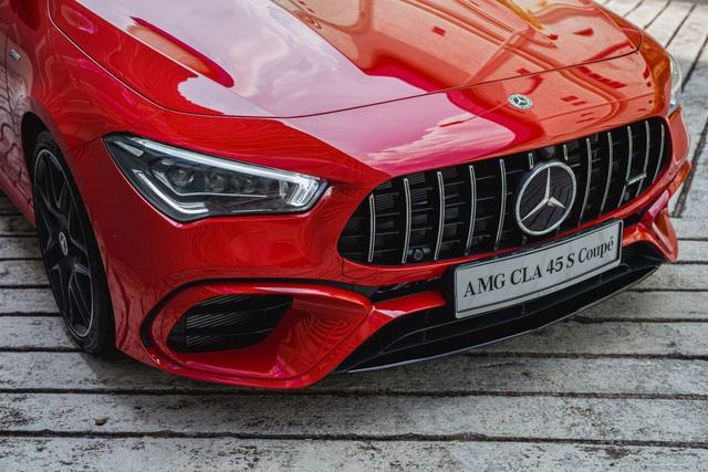Mercedes đưa CLA 45S AMG tới Malaysia với giá bán khủng - 10