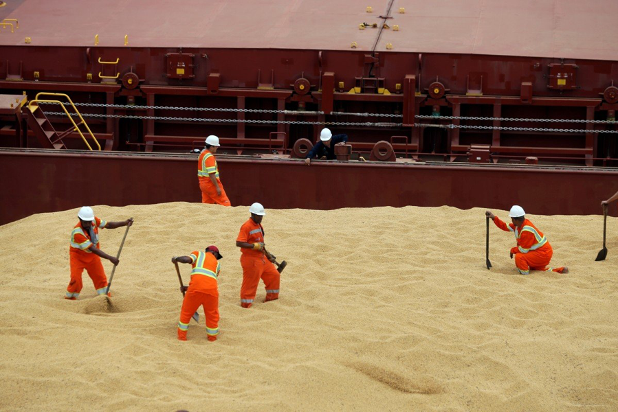 Căng thẳng leo thang, Trung Quốc tuyên bố ngừng mua nông sản của Mỹ