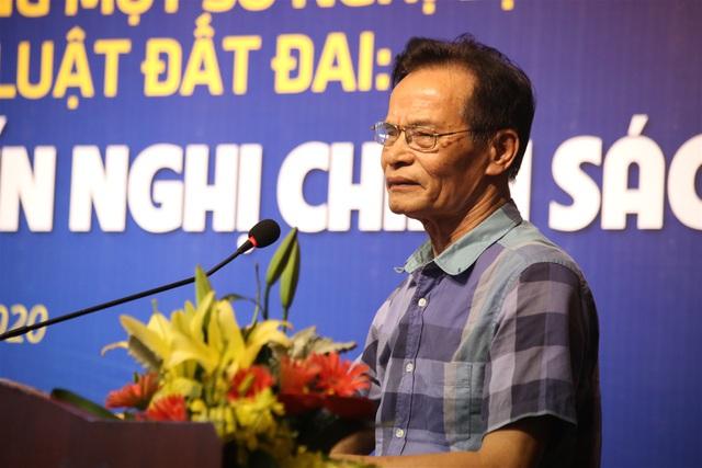Việt Nam cần có quỹ đất để dành, không cho phát triển bất kỳ dự án BĐS nào! - 1