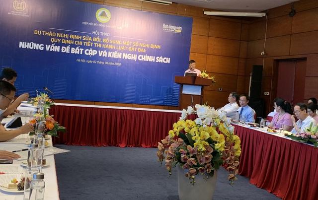 Việt Nam cần có quỹ đất để dành, không cho phát triển bất kỳ dự án BĐS nào! - 2