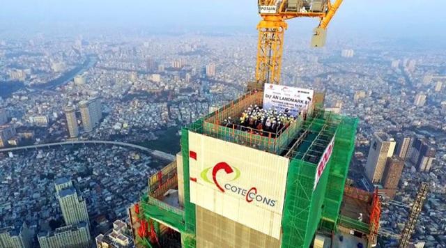 Biến căng tại Coteccons, cổ đông lớn muốn lật đổ ông Nguyễn Bá Dương - 1