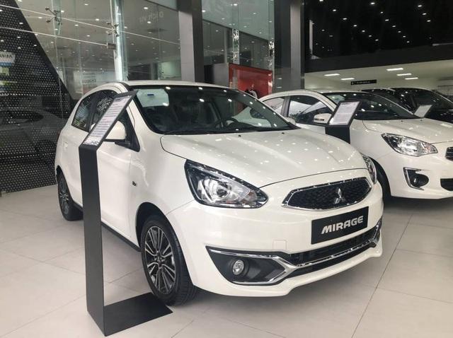 Thêm mẫu ô tô Mitsubishi được giảm giá cả trăm triệu đồng - 2