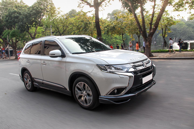 Thêm mẫu ô tô Mitsubishi được giảm giá cả trăm triệu đồng