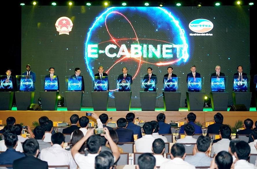 Việt Nam xác định mục tiêu đến năm 2030 trở thành quốc gia số