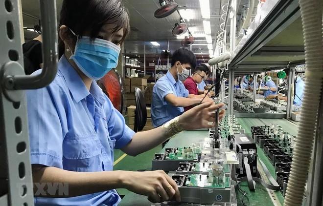 Do covid-19, FDI vào Việt Nam chỉ bằng 80% năm trước