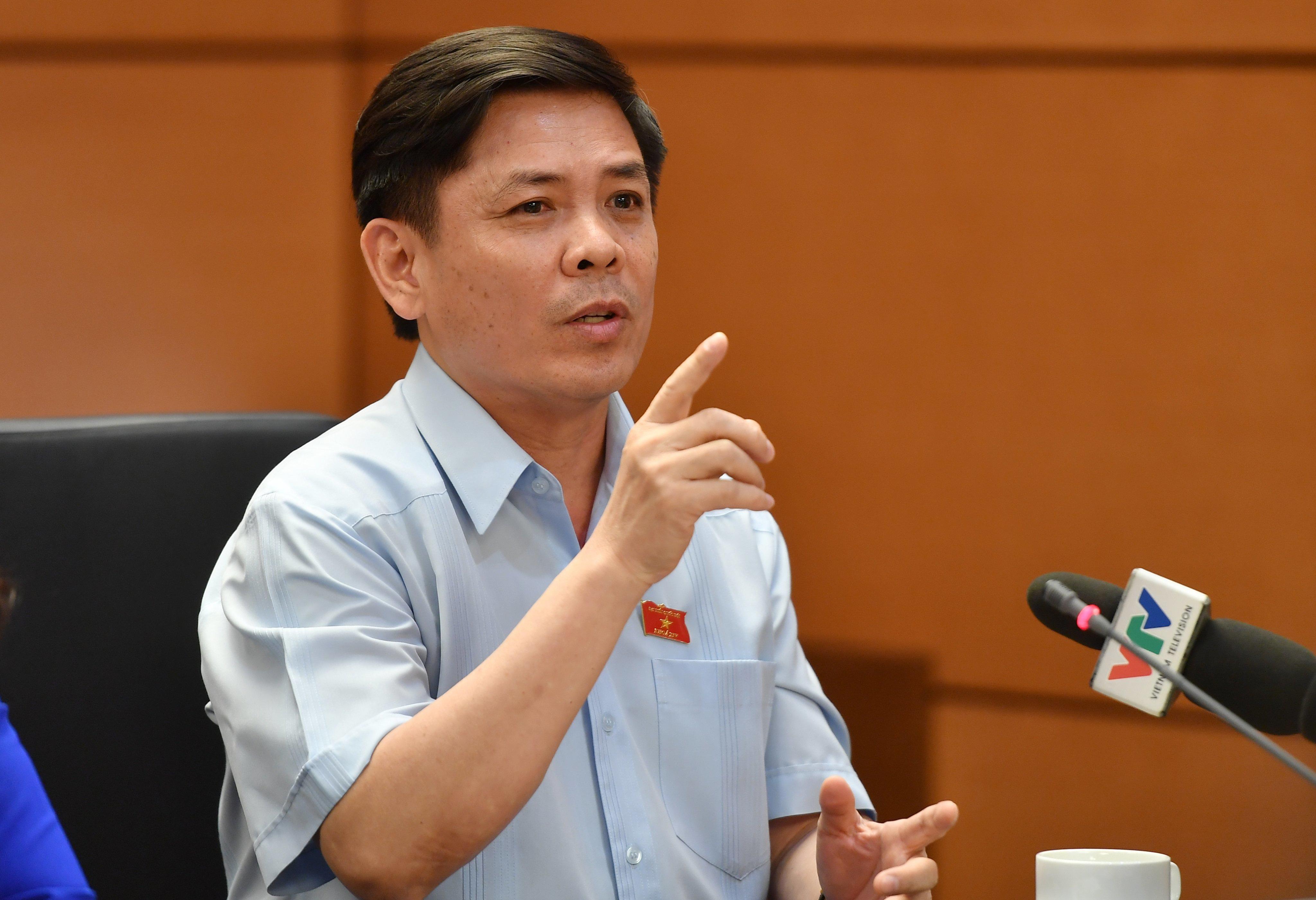 Bộ trưởng GTVT: Không thanh toán 50 triệu USD cho Tổng thầu Trung Quốc!