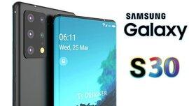 Samsung không sử dụng màn hình OLED do Trung Quốc sản xuất cho Galaxy S30
