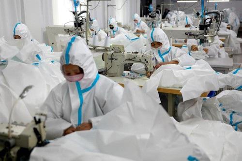 Mỹ kiện một công ty Trung Quốc vì sản xuất khẩu trang kém chất lượng
