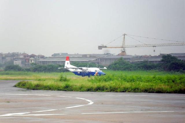 Loại bỏ sân bay Gia Lâm khỏi mạng dân dụng vì nằm giữa khu dân cư - 1