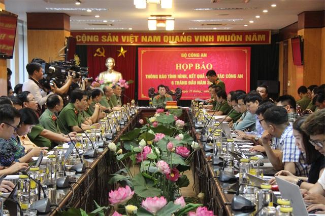 Công an Hà Nội: Sớm kết luận vụ án liên quan ông Lê Thanh Thản - 1