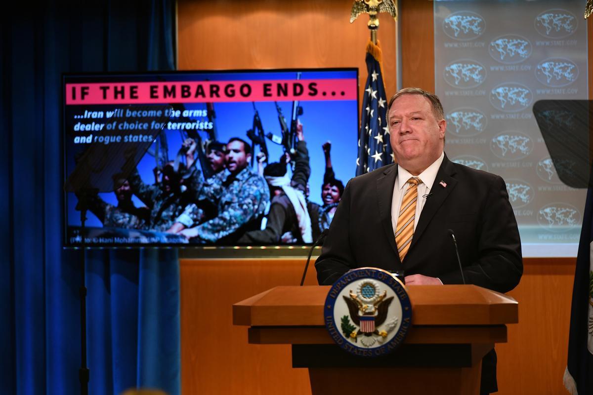 Vận chuyển dầu cho Venezuela, 5 thuyền trưởng Iran bị Mỹ trừng phạt