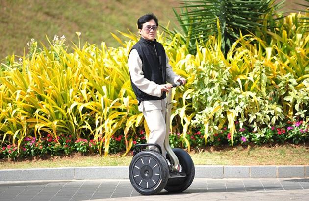 Xe điện cân bằng Segway sẽ bị ngừng sản xuất