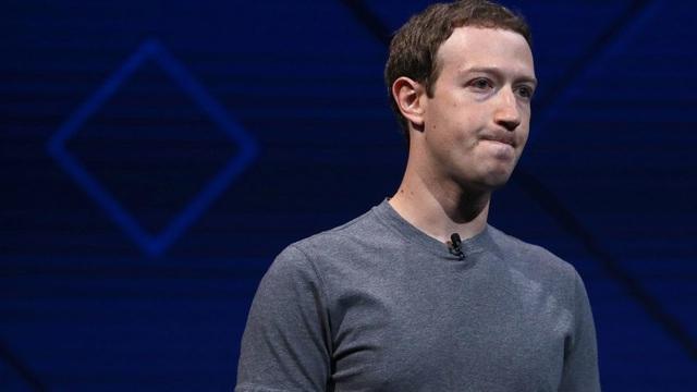 """Bị hơn 100 công ty lớn """"tẩy chay"""", cổ phiếu Facebook giảm mạnh 56 tỷ USD - 1"""