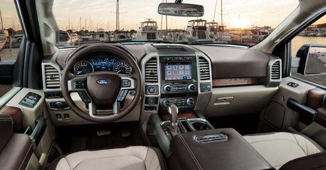 So sánh Ford F-150 thế hệ mới và cũ - 8