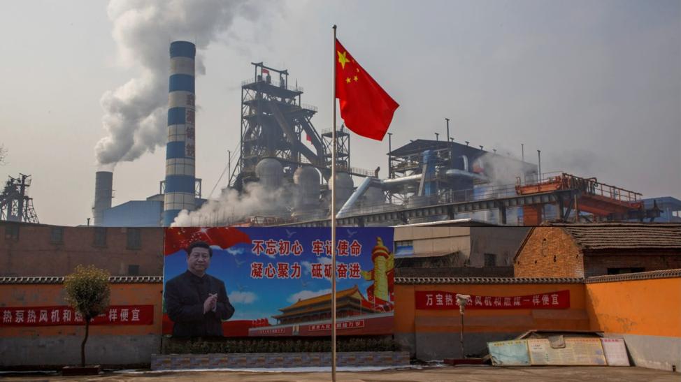 """""""Tính thống trị"""" thép của Trung Quốc tăng mạnh mặc cho sản lượng toàn cầu giảm sút"""