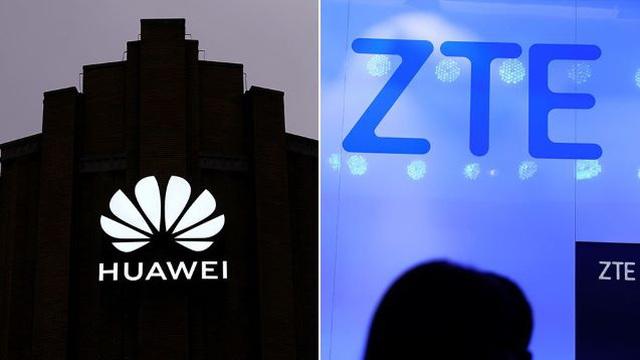 Mỹ tiếp tục giáng đòn lên Huawei, ZTE - 1