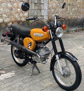 Xe máy Simson