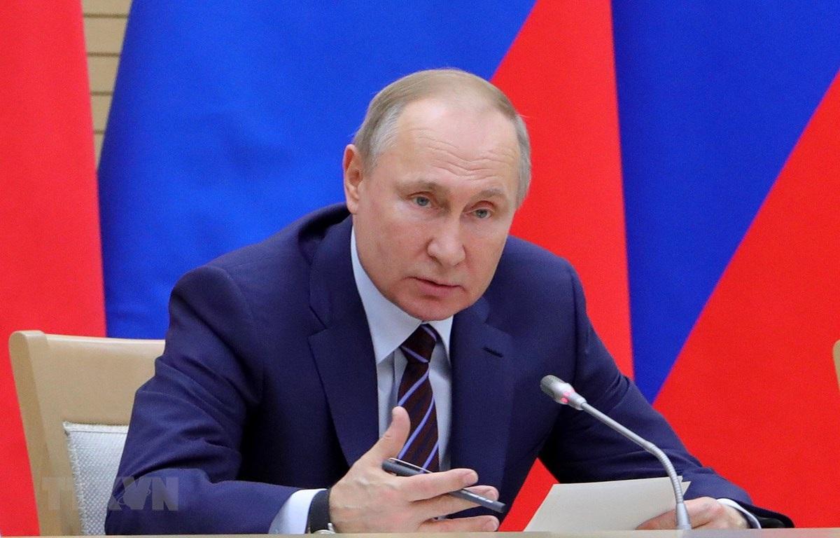 Người Nga ủng hộ sửa hiến pháp có thể cho phép ông Putin nắm quyền đến 2036