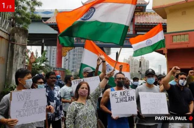 """Trung Quốc nhượng bộ, kêu gọi Ấn Độ chấm dứt """"phân biệt đối xử"""" - 1"""