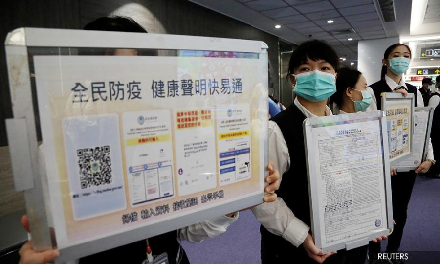 Malaysiakini - Check in but never leave: Taiwan offers fake ...