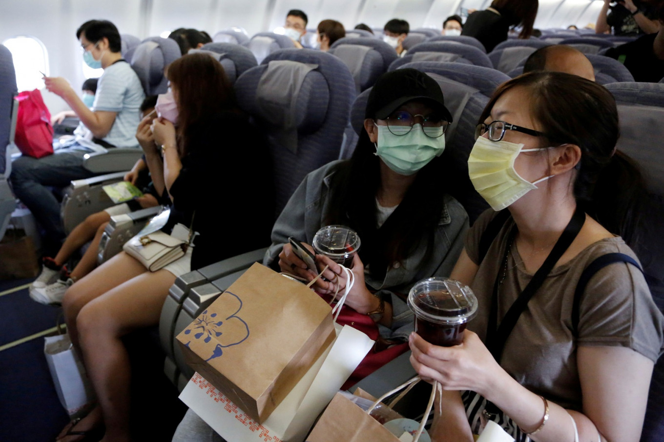 Check in but never leave: Taiwan offers fake flights for travel ...
