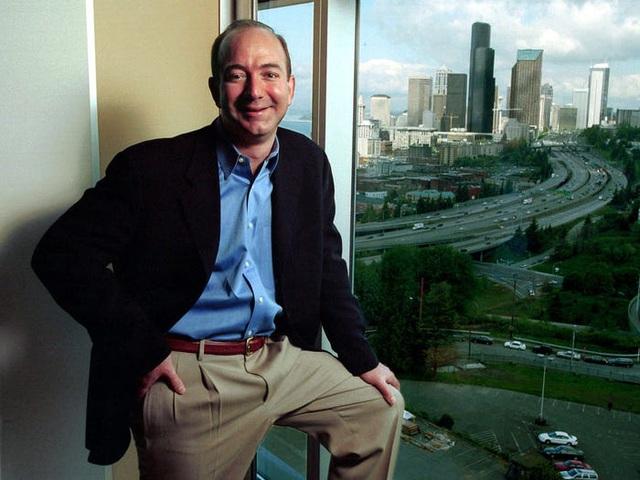 CEO Amazon Jeff Bezos: Từ tuổi thơ sóng gió tới ông chủ sở hữu 171 tỷ đô la - 11