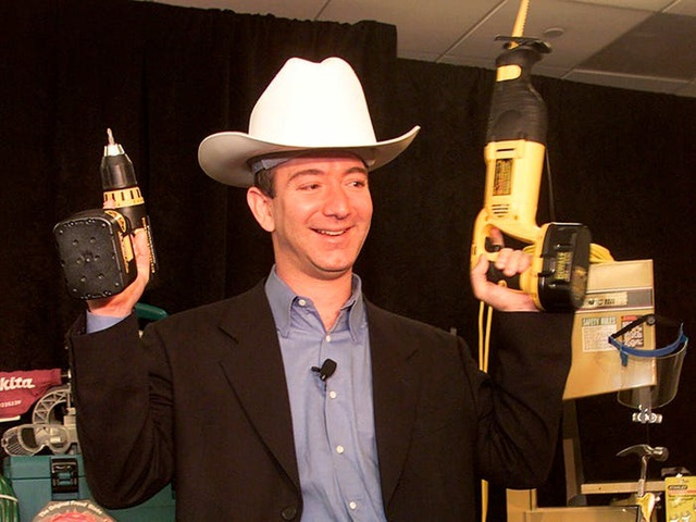 CEO Amazon Jeff Bezos: Từ tuổi thơ sóng gió tới ông chủ sở hữu 171 tỷ đô la - 4